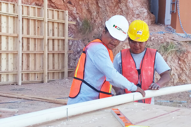 Constructoras en Cancún